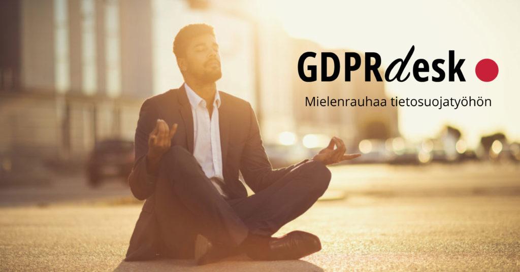 GDPRdesk